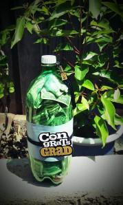 Grad Bottle